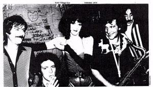 Kembra Pfahler 1980
