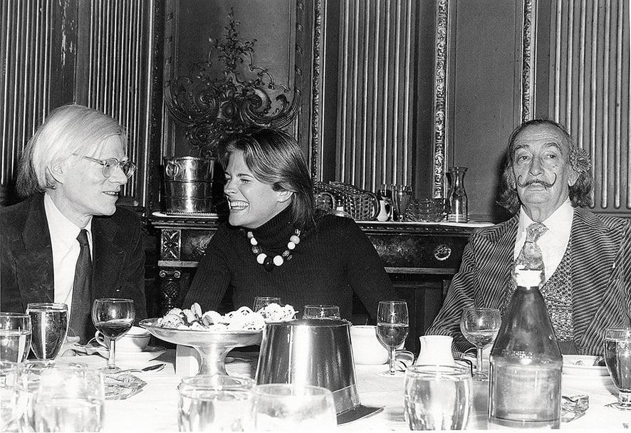 Warhol Dali Panel Discussion With Torsten Otte Howl Arts