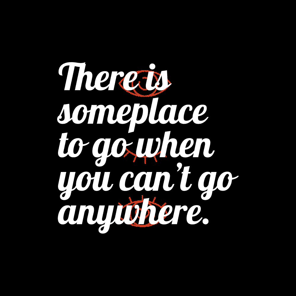 someplace to go graphic