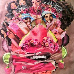 HowlAtHome collage portraits