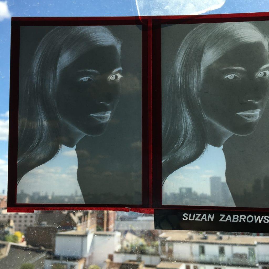 Susan Supercharged Self Portrait