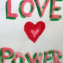 Love & Power poster
