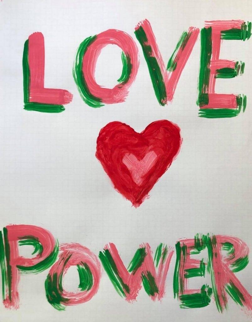 Love & Power poster
