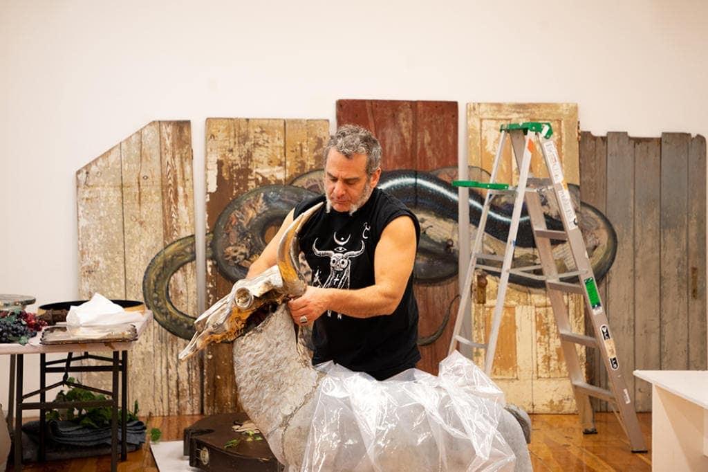 Antony Zito Master Class HowlArts.org