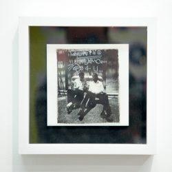 Al Diaz and Jean Michel Basquiat
