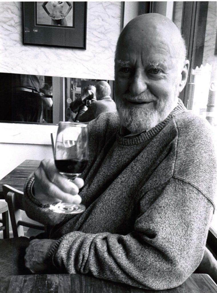 Lawrence Ferlinghetti Photo