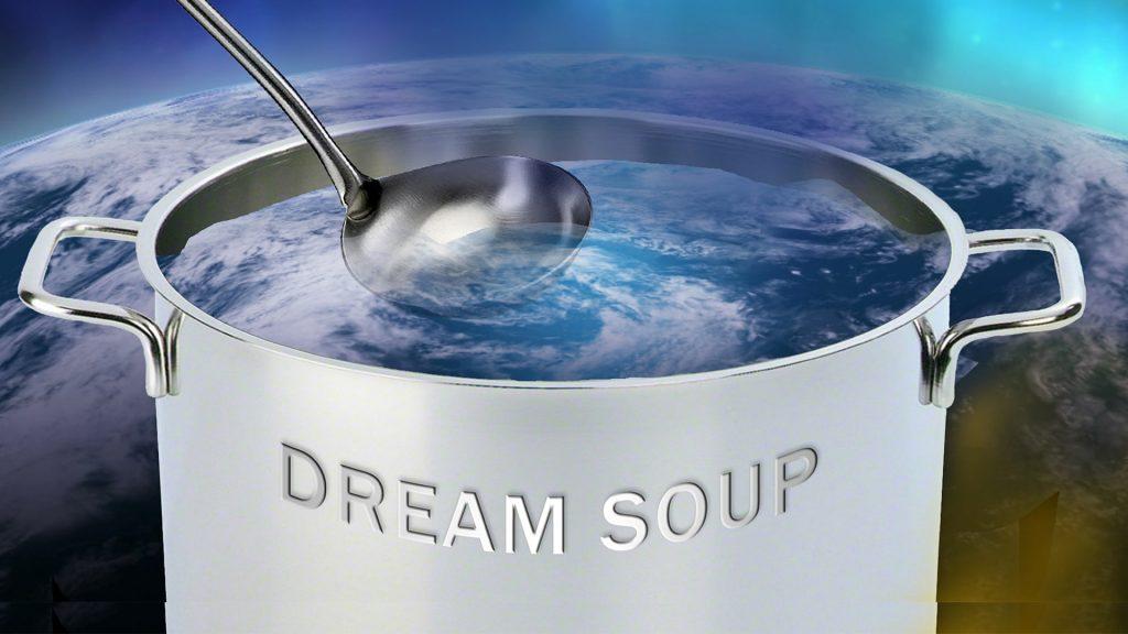 DREAM SOUP SLIDER 1